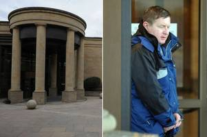 ayrshire predator raped woman in the grounds of a church