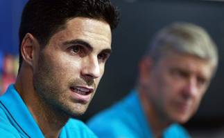 arsenal completes hiring of arteta as manager