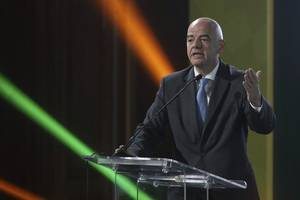 fifa may be open to 'cross-border' leagues - infantino