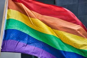 man sentenced to 16 years in prison for burning stolen lgbt flag outside of a ...