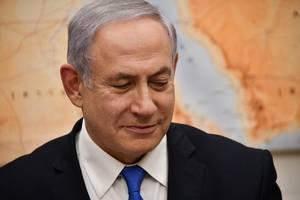 netanyahu says icc has 'no jurisdiction' to probe israeli 'war crimes' in palestine