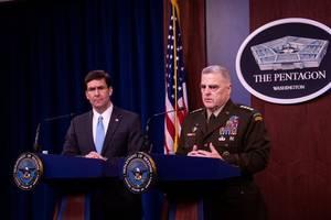 pentagon hopeful for diplomatic reboot with north korea