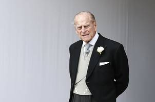 prince philip, 98, taken to hospital for pre-existing condition