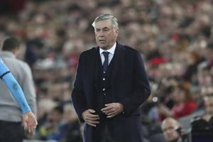 carlo ancelotti appointed everton manager