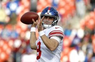 jones throws for 5 tds, giants beat redskins in overtime