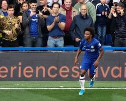 chelsea beats spurs 2-0 in match marred by alleged racism