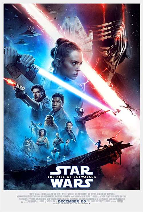 movie review: star wars: the rise of skywalker