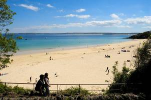 man appears in court over st ives beach sexual assaults