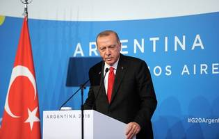 erdogan: turkey cannot handle latest wave of syrian migrants