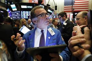 wall street posts records amid trade optimism; boeing juices dow