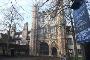 homeless woman gives birth to premature twins on a cold street outside cambridge university college