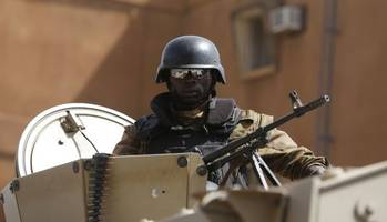 about 60 terrorist suspects killed in army offensive in northern burkina faso