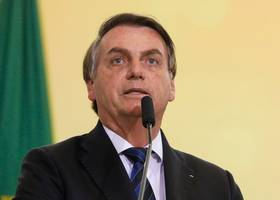 brazil's bolsonaro grants police officers christmas pardon