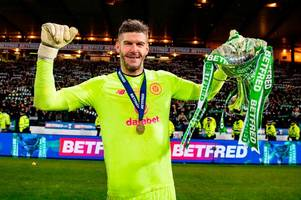 the fraser forster quality celtic are exploiting as pat bonner outlines keeper's improvement