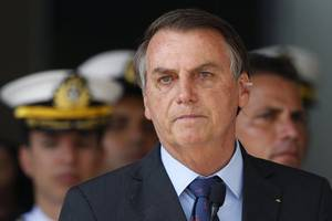 brazil's bolsonaro 'fine' now, lost memory after fall
