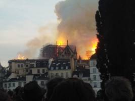 notre dame cathedral has just 50% chance of being saved, rector says