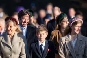 princess beatrice broke royal family christmas tradition