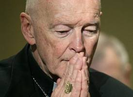 disgraced former cardinal mccarrick gave more than $600,000 in church funds to powerful clerics, records show