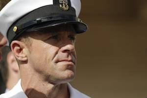 eddie gallagher: navy seal reinstated by trump described as 'freaking evil' by colleagues, leaked testimony reveals