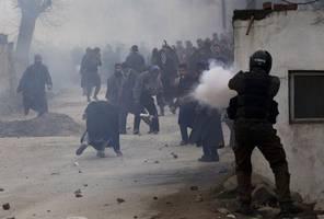 fury grows after indian police accused of shooting five muslim men dead