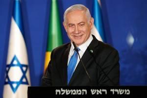 netanyahu claims 'huge win' in likud leadership race
