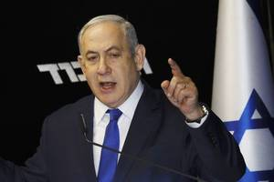 netanyahu eyes israel's election after likud landslide boost