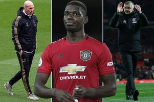 paul pogba transfer abandoned as real madrid explain decision to zinedine zidane