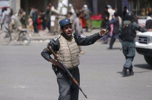 taliban target afghan army in country's south, kill 10