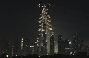 new year's eve in dubai: city gears up for biggest celebration