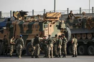 turkey says will not withdraw from army posts in syria's idlib