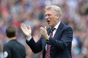 how west ham could line up in david moyes' first match against bournemouth