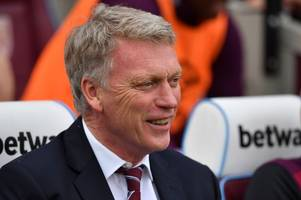 'sell the club!' west ham fans fume at board after david moyes replaces manuel pellegrini