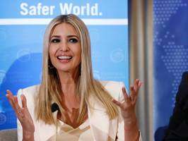 ivanka trump will discuss the 'future of work' in an appearance at ces 2020, the biggest consumer tech show of the year