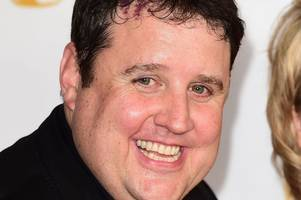 peter kay breaks twitter silence after channel 5 documentary following tour being cancelled