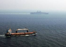 iran seizes vessel in strait of hormuz for suspected fuel smuggling