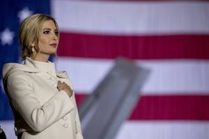 ivanka trump says she may not be back for a second term
