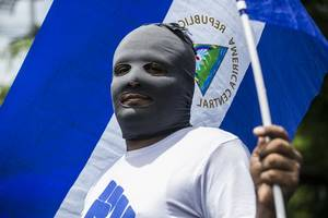 nicaragua frees 91 protesters, including belgian