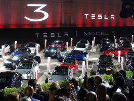 tesla delivers first china-made model 3 sedans in just under a year