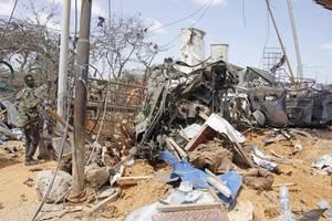 us airstrikes kill four 'al-shabab militants' in somalia: africom