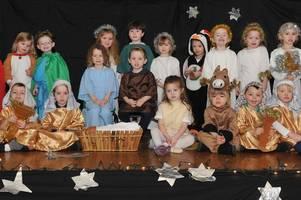 bothwell montesorri nursery put on spectacular nativity for friends and family