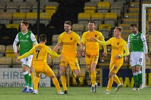lions victory against hibs sees them make fourth clean sheet in succession
