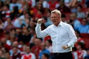 david moyes explains what he wants from his west ham players after replacing manuel pellegrini