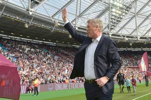 west ham press conference live: david moyes on winning over the fans and january transfer plans
