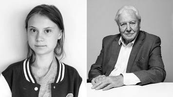 when greta met david: thunberg, attenborough talk climate crisis