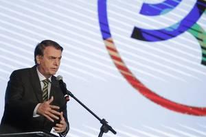 brazil's bolsonaro keeps far-right entering tough 2nd year
