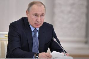putin welcomes new year with message of unity for russians