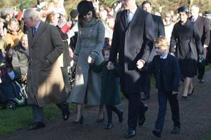 kate middleton admits regret over christmas day outfit in six-word admission to fan
