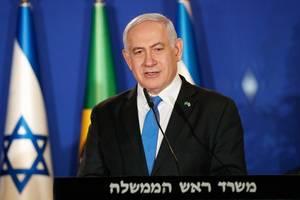 benjamin netanyahu requested immunity in parliament