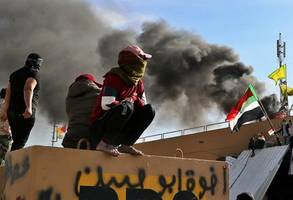 attack on u.s. embassy in baghdad underscores america's polarization — and peril
