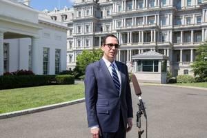 treasury's mnunchin to head u.s. delegation to davos conclave